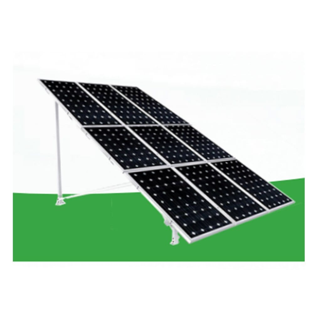 Loom Solar 3 row Design 9 Panel Stand 375 watt