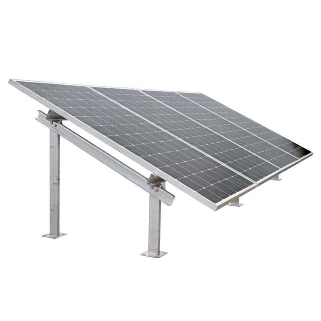 Loom Solar 4 Panel Stand (390 watts)