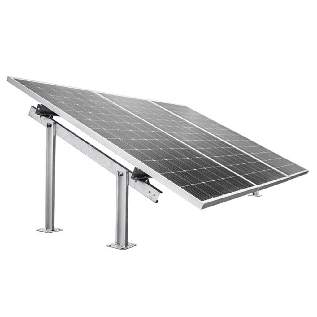 Loom solar 3 panel stand (440 watts)