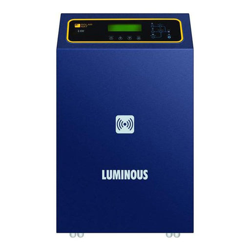 Luminous solar 9.5 KVA off grid hybrid inverter