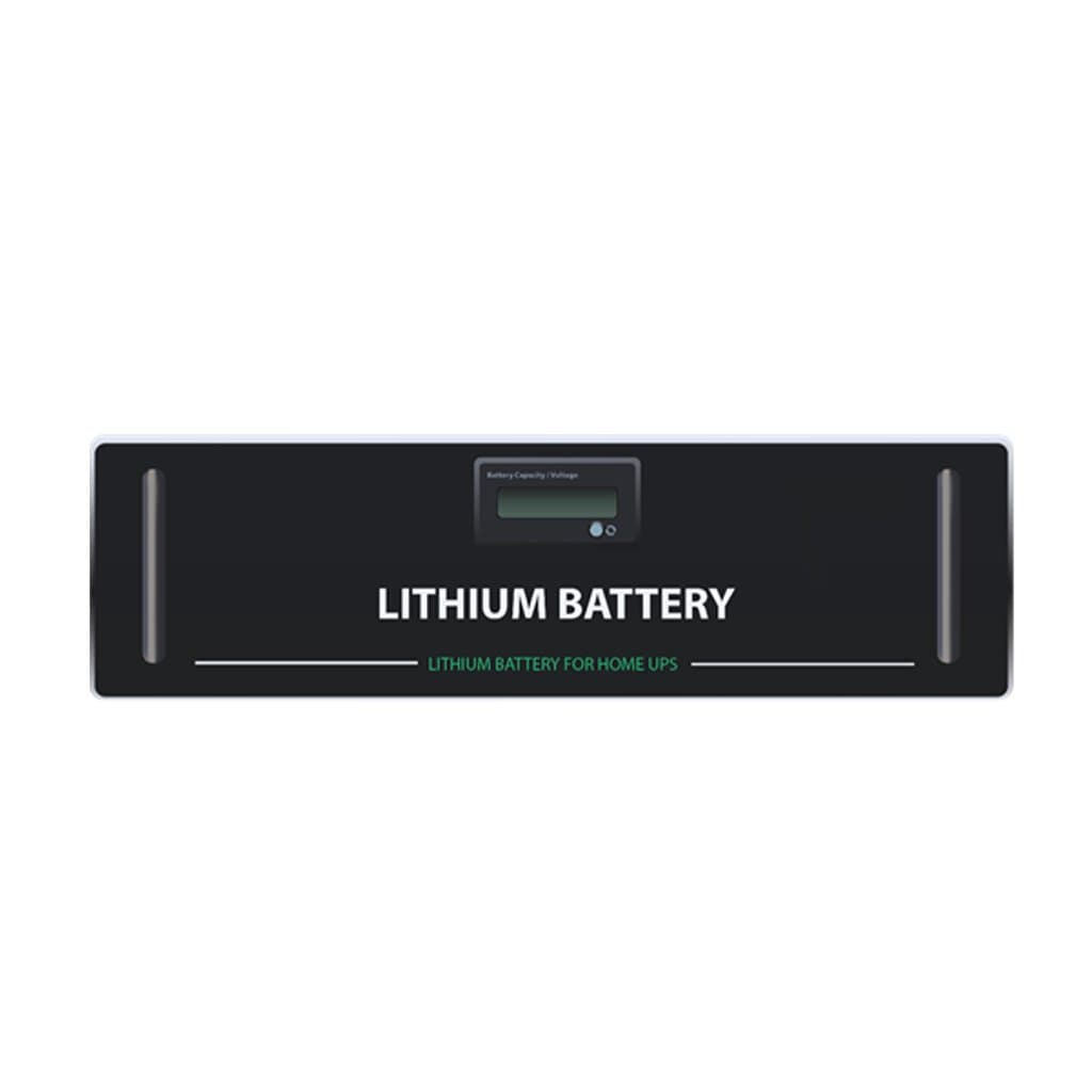 80 Ah / 1,000 Watt Hour Lithium battery for Home Inverters