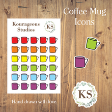 Coffee Mug Icons