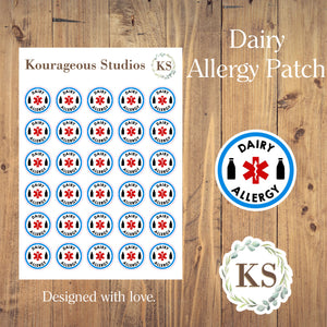 Allergy Patches