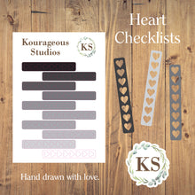 Heart Checklists