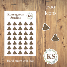 Poo Icons