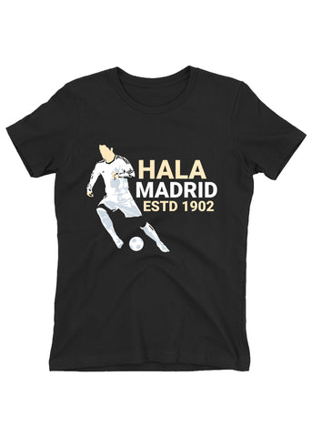 HALA MADRID | Ronaldo | Women T-shirt
