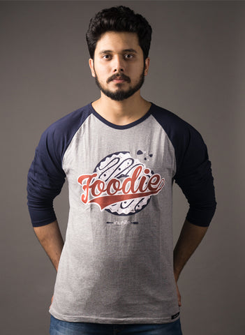 Foodie | Full Sleeves | Raglan | Men