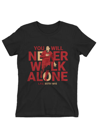 YNWA | Liverpool | Women T-shirt