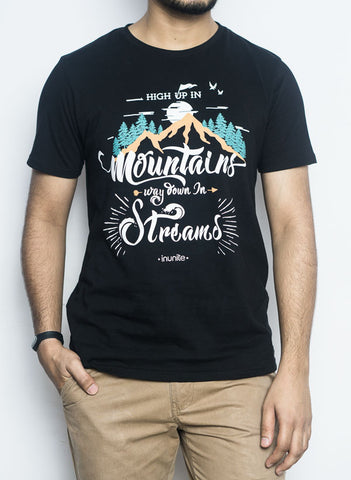 Adventure | T-shirt | Men