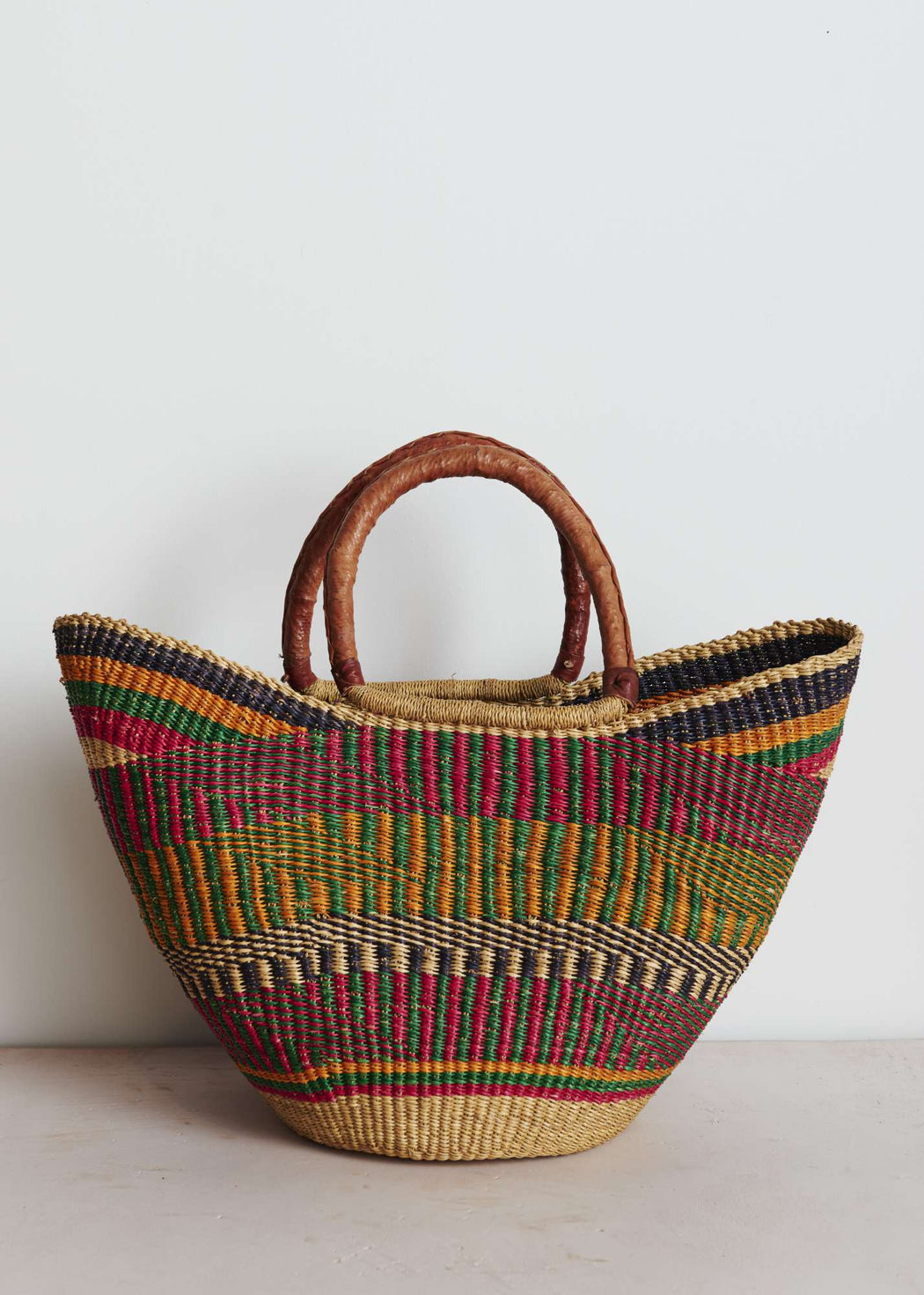 this is a shop, bag, bolga, africa, colour, leather