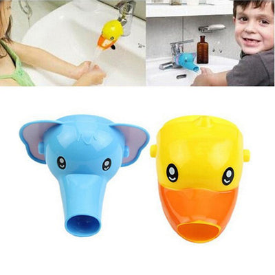 Animal Tap Extender For Easy Hand Washing