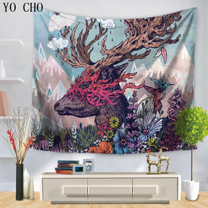 Spirit Guide Tapestry