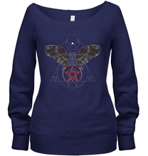 Sacred Geometry Owl for Ladies