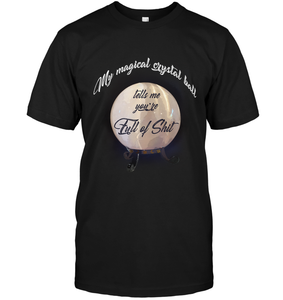 Crystal Ball Apparel for Men