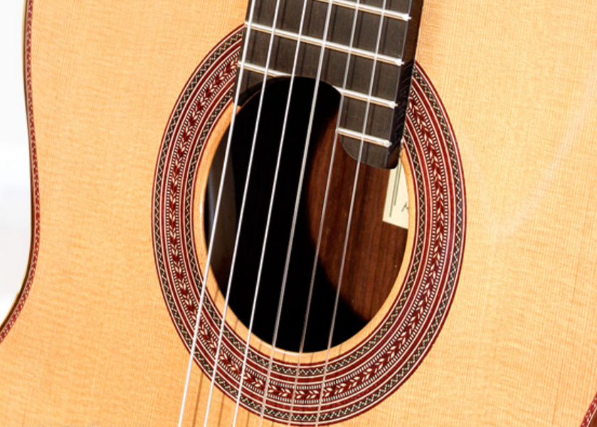 Amalio Burguet Model 1A Classical Guitar