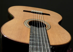 Antonio Picado 54 Cedar Top Classical Guitar - Dulcet Guitars