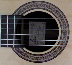 Antonio Picado 54 Spruce Top Classical Guitar - Dulcet Guitars