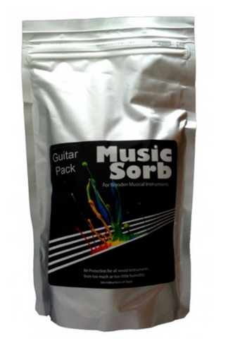 Music Sorb: Controls Low an High Humidity - Dulcet Guitars