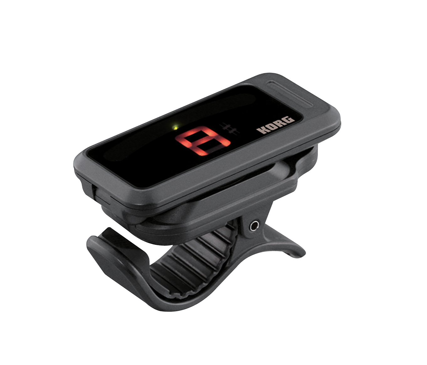 Korg PC-1 Pitchclip Clip-On Tuner PC1 - Dulcet Guitars