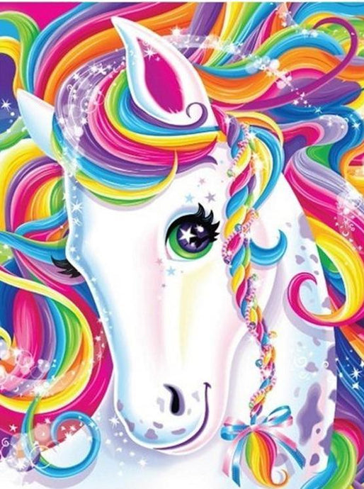 Cute Unicorn 5D Diamond Painting
