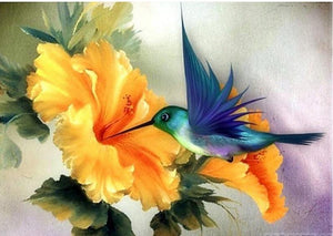 Hummingbird 5D Diamond Painting