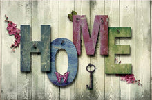 Home Is Where The Heart Is 5D Diamond Painting