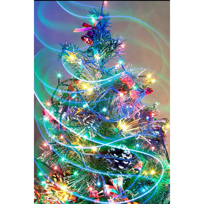 Christmas Tree - 5D Diamond Painting Kit