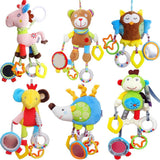Newborn Baby Cute Cotton Rattles