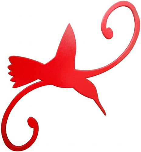 Hummingbird Silhouette Decorative Hanger
