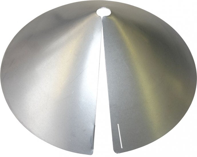 Galvanized Steel Squirrel Baffle