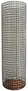 Peanut / Sunflower Cage Stainless Steel Seed Insert
