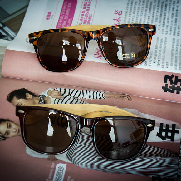 b245fa337e Top Fashion Bamboo Sunglasses Men Wood sun glasses Masculino Wooden  Sunglasses Women wood glasses