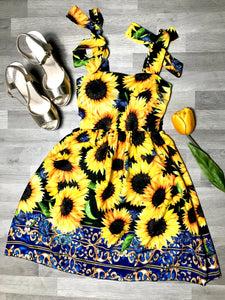 Abito • SUNFLOWER•