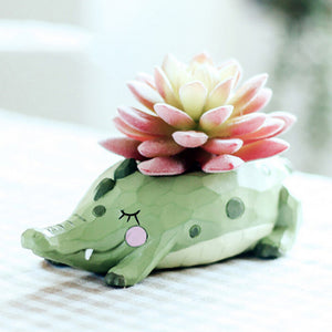 Cute Animal Plant Pots
