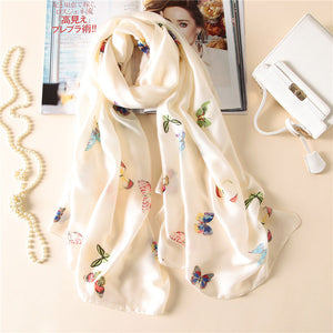 Soft scarf for ladies