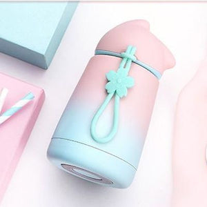 Pastel Ombre Thermos Bottle - Vacuum Flask