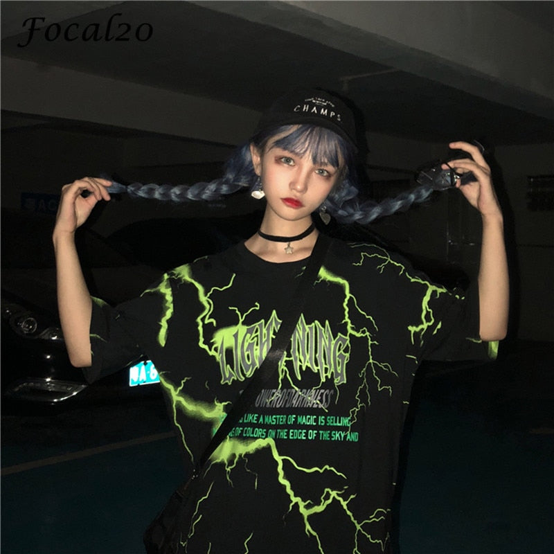Electric Lightning T Shirt