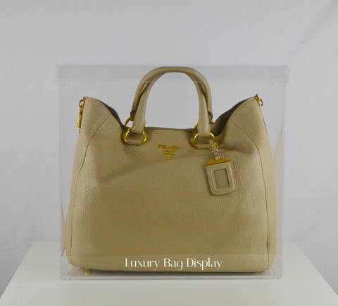 Display Case Model B Large designed for Larger Handbags