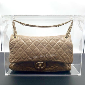 Display Case Model C Maxi designed for Extra Large Chanel Bags (New for 2021)