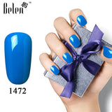 Nails - Soak Off Nail Gel Polish - BELEN Semi Permanent Nail Polish