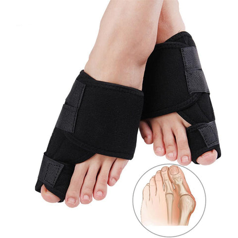 Orthopedic Bunion Corrector - Velcro Straps For Bunions