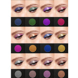 Glitter Injections Pressed Glitters - 24 Colors Glitter Eyeshadow Palette