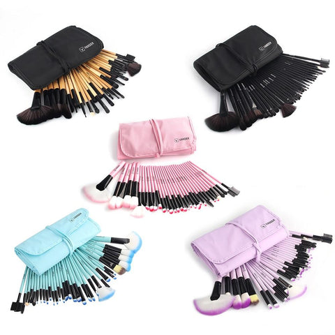 Makeup Brushes - 32 Pcs Professional Makeup Brush Set