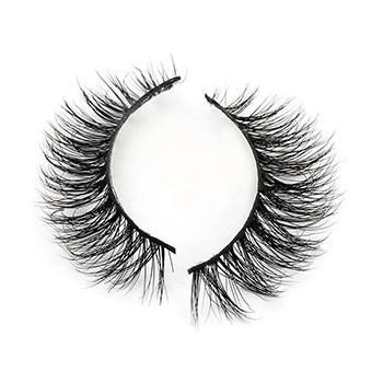 Fake Eyelashes - 3D Mink Lashes - Lilia