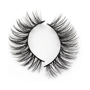 Fake Eyelashes - 3D Mink Lashes - Raven