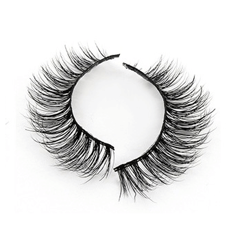 Fake Eyelashes - 3D Mink Lashes - Salma