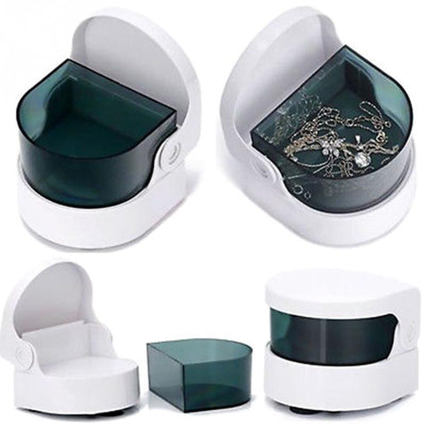 Mini Cordless Ultra Sonic Jewellery Cleaner