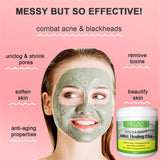 Indian Healing Clay Mask - Healing Body Mask - Deep Pore Cleansing Face Mask