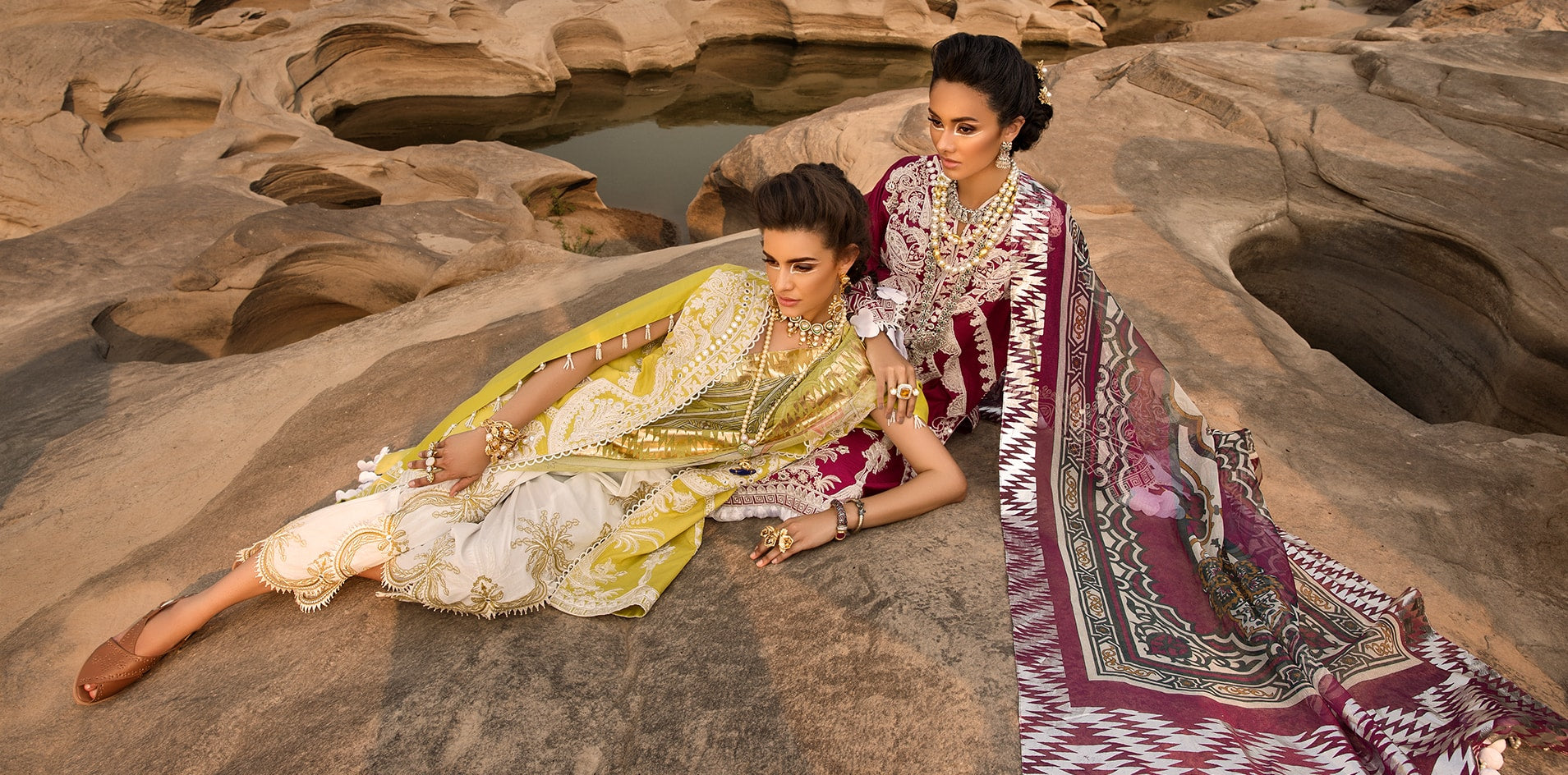 Top 10 Spring/Summer Collections of Pakistani Clothes in Vibrant Colors & Trending Styles