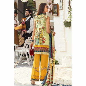 Mushq |  Lawn 20 | Marche - House of Faiza